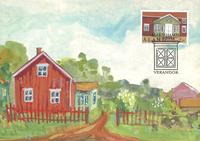 Åland 1998 - LAPE nr. A25 - Vindfang
