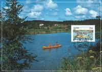 Åland 1991 - LAPE nr. A6 - Norden