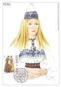 Estland 2005 - Maximum kort - LAPE nr. 49 - Nationale kostumer