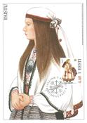 Estland 2001 - Maximum kort - LAPE nr. 31 - Nationale kostumer