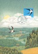 Estland 2000 - Maximum kort - LAPE nr. 29 - Erki Nool