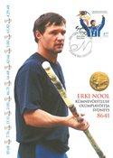 Estland 2001 Maximum kort - LAPE nr. 30 - Uafhængighed