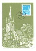Estonie - 1996 - Carte maximum - LAPE no. 19