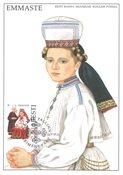 Estonia 1996 - Cartolina Maximum  - LAPE nr. 17