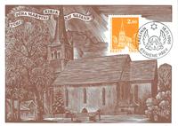 Estland - 1995 - Maksimal kort - LAPE nr. 16 - Jul