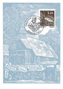 Estland - 1994 - Maksimal kort - LAPE nr. 12 - Jul