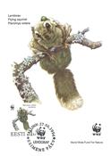 Estland 1994 - Maksimal kort - LAPE nr. 4 - Flyveegern
