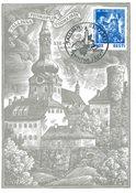 Estonia 1993 - Cartolina Maximum  - LAPE nr. 2