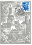 Estland 1993 - Maximum card - LAPE nr. 2 - Jul