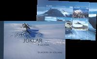 Island - Gletchere - Postfrisk prestigehæfte