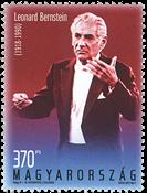 Hongrie - Leonard Bernstein - Timbre neuf