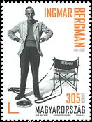 Hongrie - Ingmar Bergman - Timbre neuf