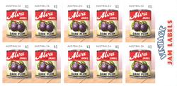 Australie - Etiquette Alva - Carnet neuf