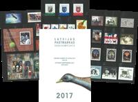 Letland - 2017 - Årsmappe