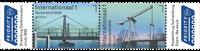 Netherlands - Europa 2018 - Bridges - Mint set 2v