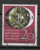 Alemania Occidental 1951 - AFA 1105 - Usado