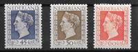 Alankomaat 1948 - AFA 501-503 - Käyttämätön liimakkeella