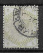 Gran Bretaña 1883 - AFA 81 - Usado