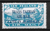 British Colonial 1934 - Mi. 187 - Nuevo con charnela