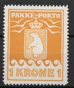 Grönlanti 1930 - Pak. AFA 11 - Postituore