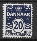 Dinamarca 1912 - AFA 66a - Nuevo