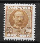 Dinamarca 1907 - AFA 59 - Nuevo