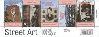 Belgique - Art de la rue - Série neuve 5v