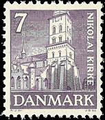 Danmark  - AFA 230 - Postfrisk