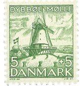 Danmark  - AFA 236 - Postfrisk