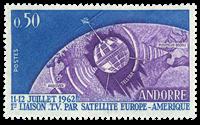Andorre francais YT 165
