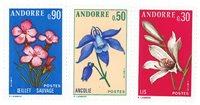 Andorre francais YT 229-31