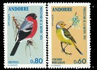 Andorre francais YT 240-41