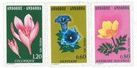 Andorre francais YT 245-47
