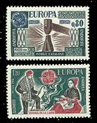 Andorre francais YT 253-54