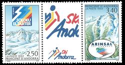 Andorre francais YT 425-26