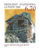Andorre francais YT 482