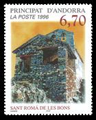 Fransk Andorra -  YT 482