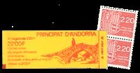 Fransk Andorra -  YT H2