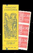 Fransk Andorra -  YT H3