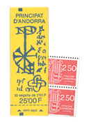 Fransk Andorra -  YT H4