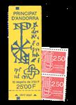 Andorre francais YT H4