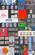 Gibraltar - 85 forsk. souvenirpakker med sæt