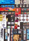 Gibraltar - 102 forsk. souvenirpakker med sæt