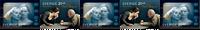 Sverige - Ingmar Bergman - Postfrisk hæfte 5v