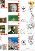 Monaco - 42 different First Day Covers - Packet 2