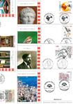 Monaco - lotto di 42 buste primo giorno (II)