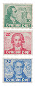 Berlin 1949 - Michel 61-63 - Mint