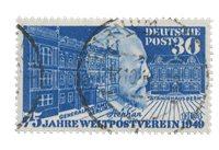 Tyskland 1949 - Michel 116 / AFA 1079 - Stemplet