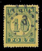 Nederlands Indië 1975 - P2 - Gebruikt