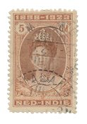 Nederlands Indië 1923 - 166 - Gebruikt
